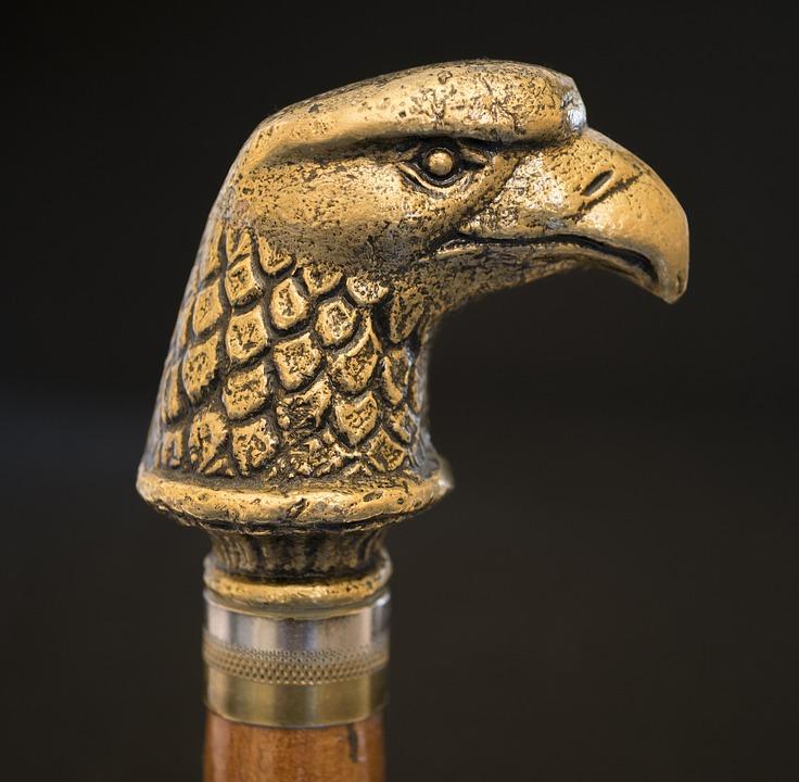 Metal Work, A, Antiquity, Brass, Sculpture