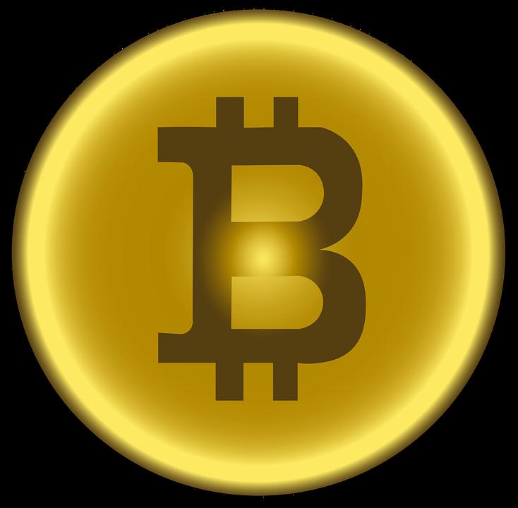 Bitcoin, Cryptocurrency, Gold, Metallic, Coin, Metal