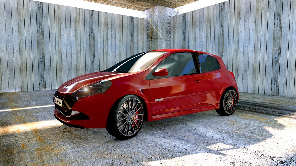 Renault, Clio, Sport, Autos, Automobile, Metallic