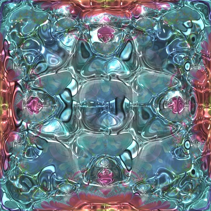 Background, Metallizer, Factory, Art, Glass