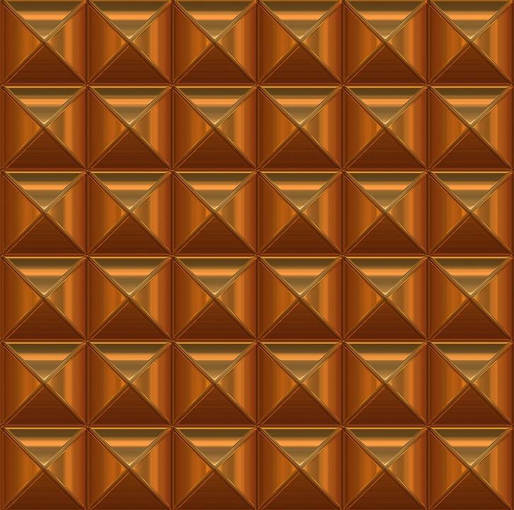 Background, Metallizer, Waffle, Block, Cube, Art