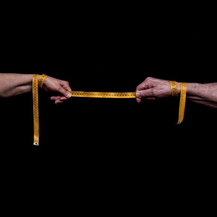 Distance, Hands, Meter, Coronavirus, Distances