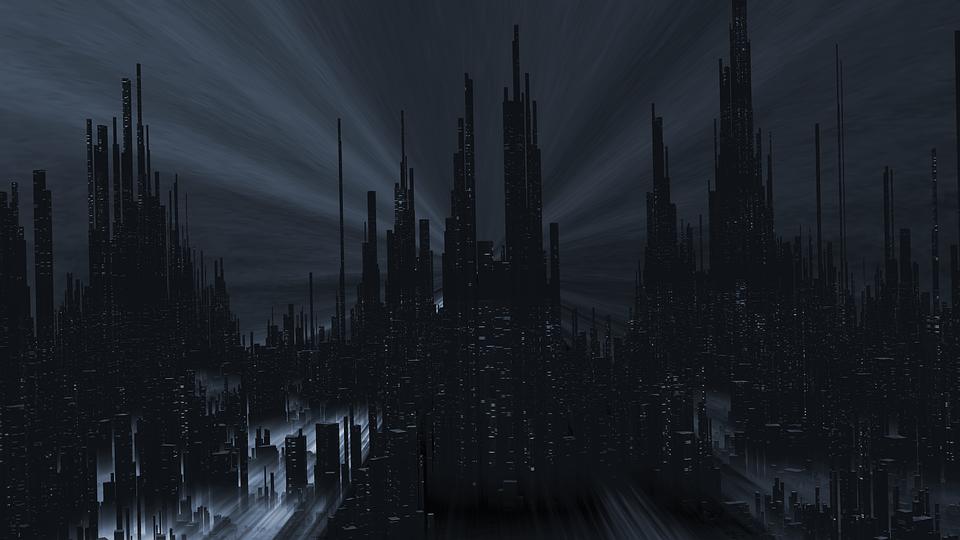 City, Metropolis, Cityscape, Urban, Skyline, Skyscraper