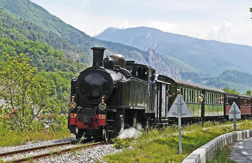 Steam Locomotive, Mallet, Metrspur, Special Crossing