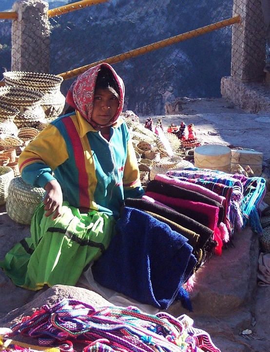 Ethnic Groups, Indians, Tarahumara, Mexico, Mexican
