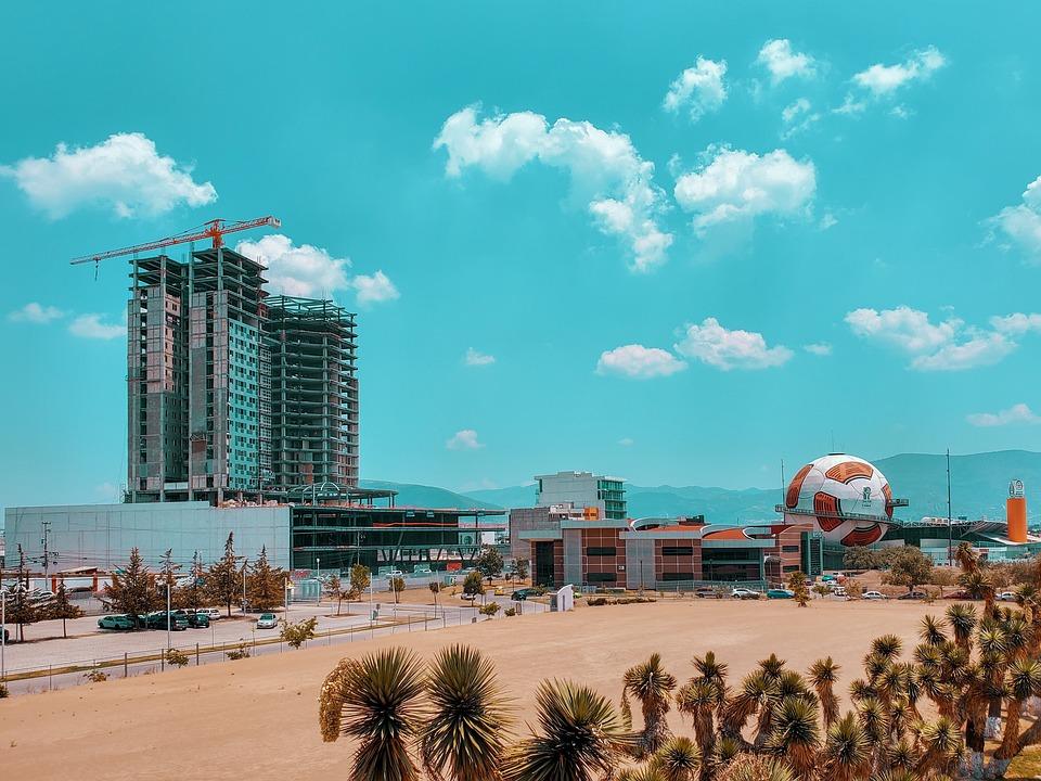 Gota De Plata, Mexico, Building, Theatre, Architecture
