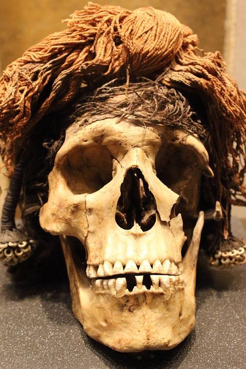 Mexico, Death, Museum