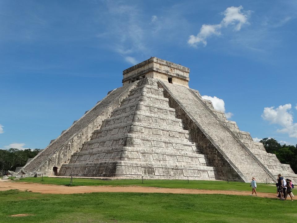 Travel, Mexico, Chichenitza