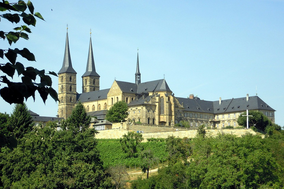 Michel Mountain, Monastery, Bamberg