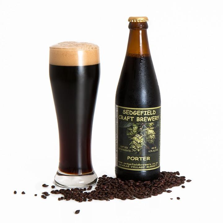 Craft Beer, Dark Beer, Porter, Brewery, Micro Brewer