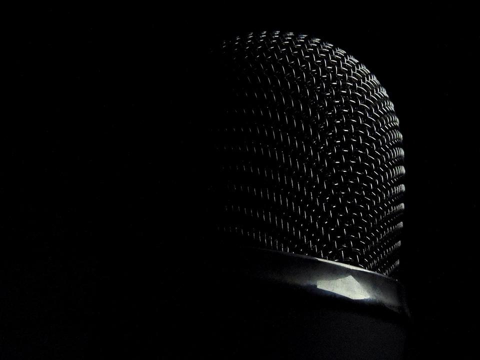 Microphone, Micro, Recording, Sound, Sound Recording