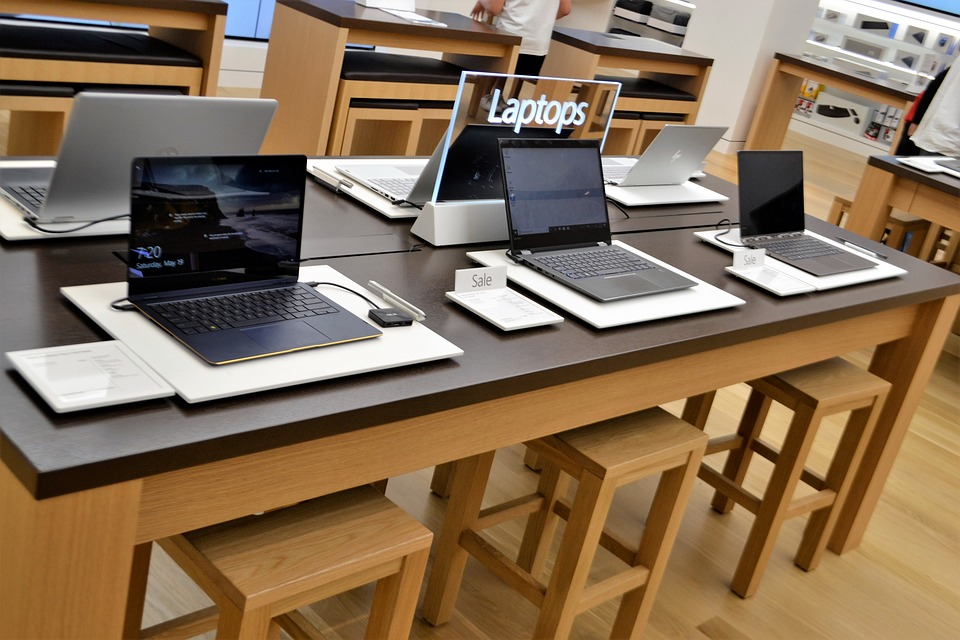 Laptop, Microsoft, Technology, Computer, Windows