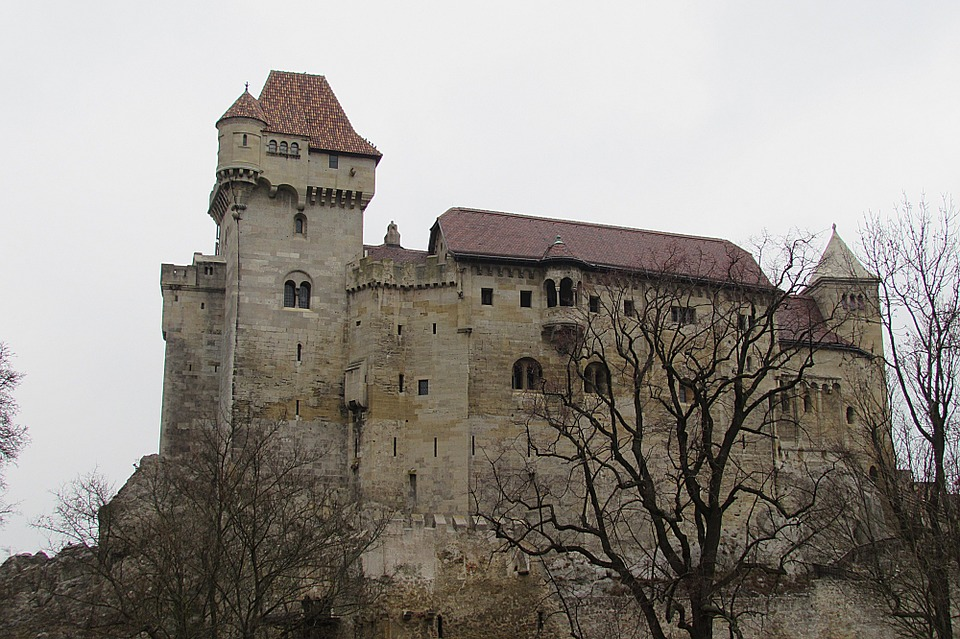 Burg Lichtenstein, Castle, Lichtenstein, Middle Ages