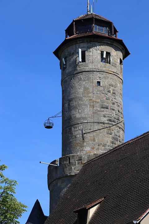 Keep, Tower, Castle, Middle Ages, Castle Tower
