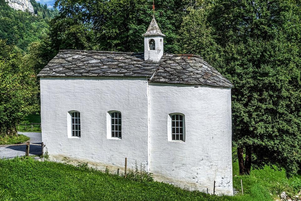 Chapel, Middle Ages, Religion, Architecture