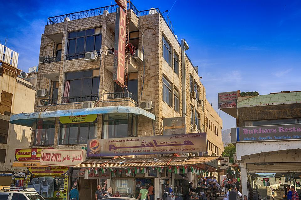 Jordan, Aqaba, Street, Tourism, Travel, East, Middle