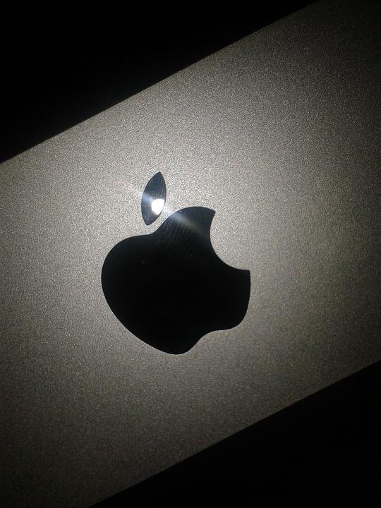 Apple Inc, Logo, Miemblema, Apple, Mac, Computer