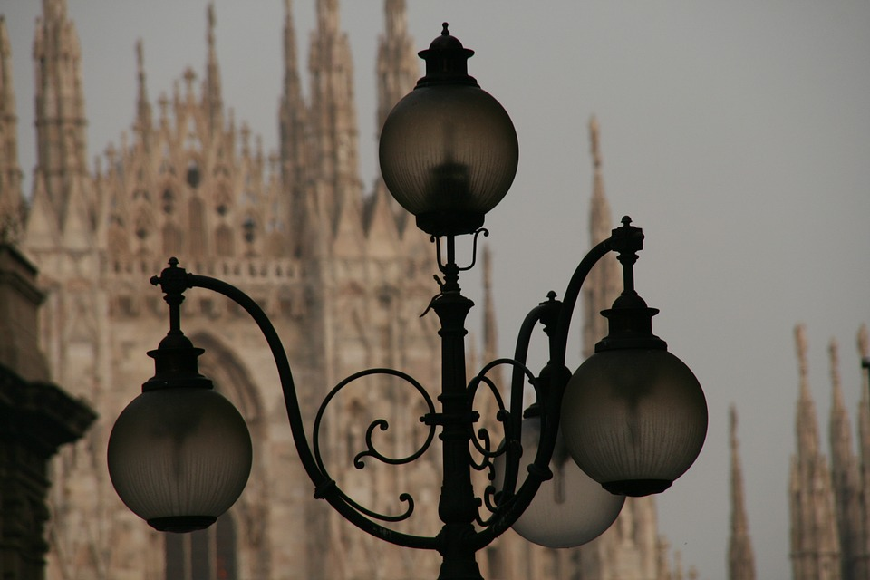Old, Milan Cathedral