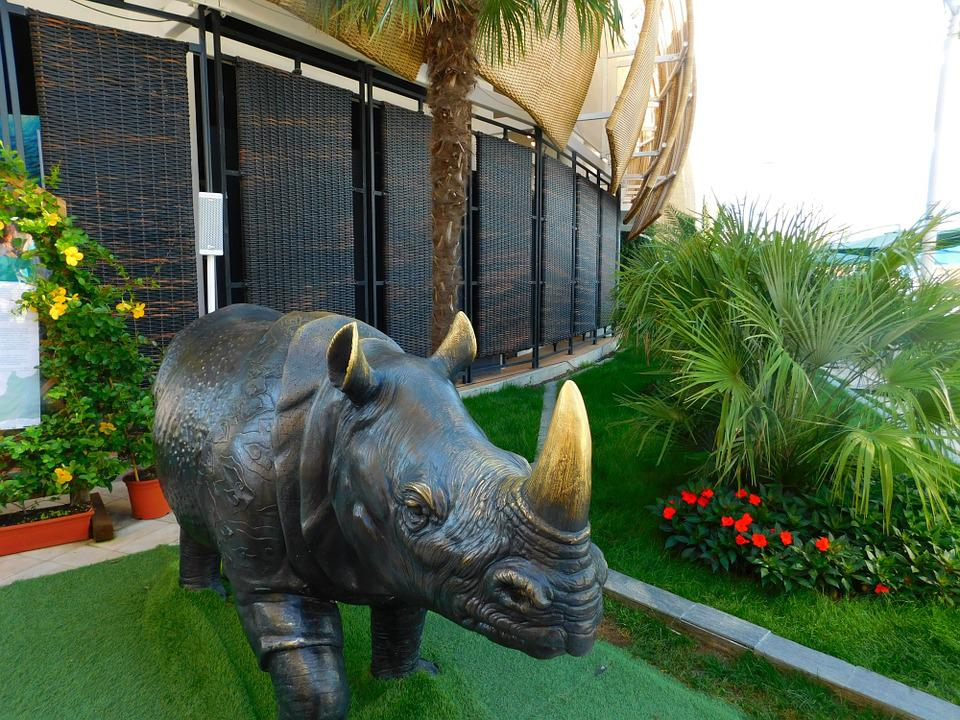 Expo Milan, Exhibition, Milan, Rhino, Indonesia
