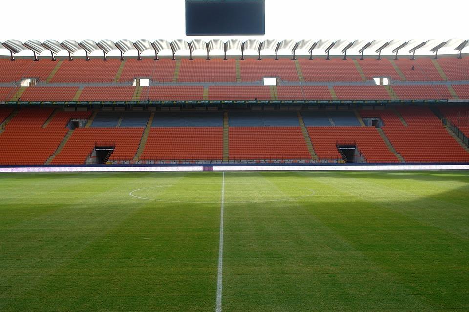 San Siro, Ac Milan, Italy, Milan, Football, Soccer