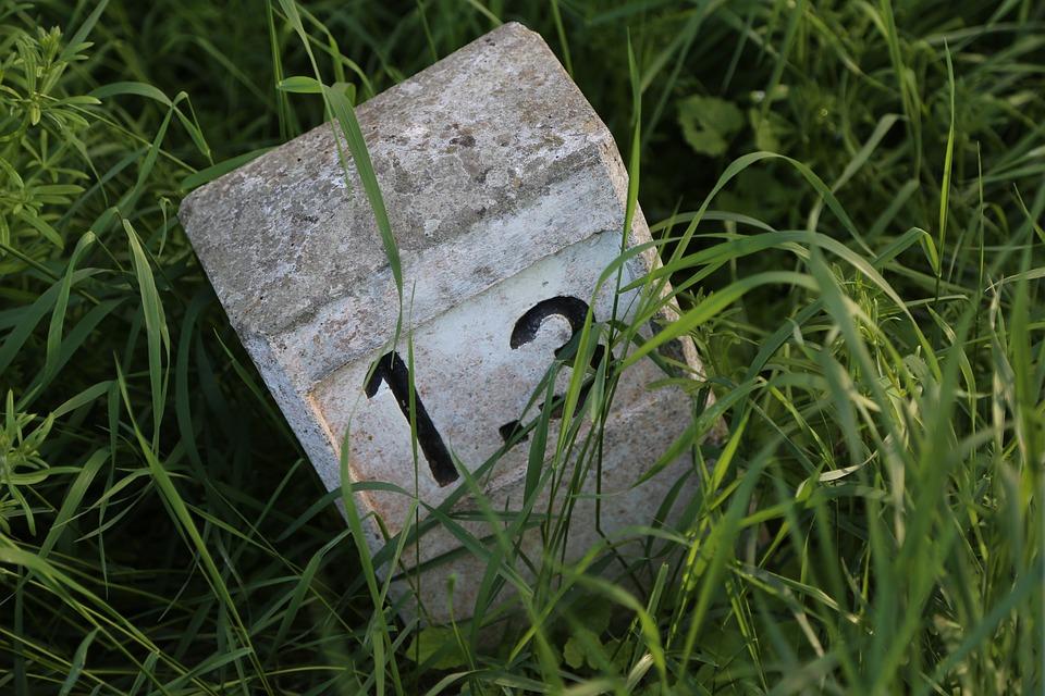 Mileage, Road, Away, Route, Grass, Concrete