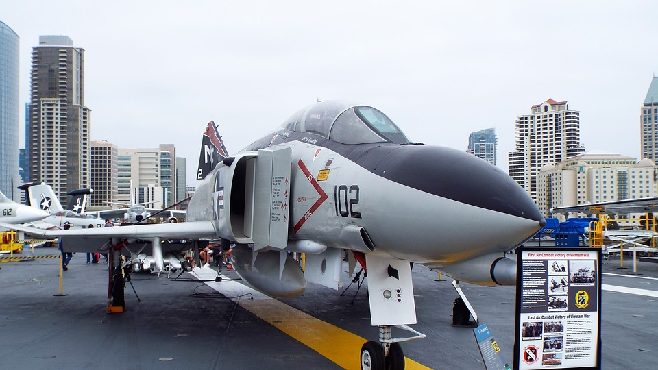 Navy, Jet, Fighter, Plane, Air, Military, Aircraft