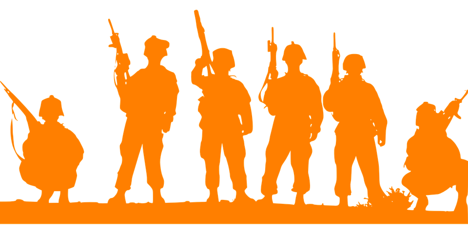 Soldiers, Military, Brothers In Arms, Army, War