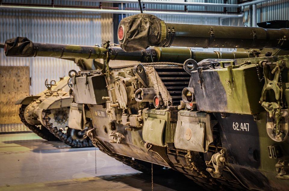Tank, Leopard Tank, Military History, Museum