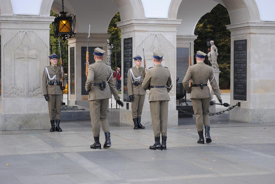 Soldier, Gun, Military, Uniform, Man, Rifle