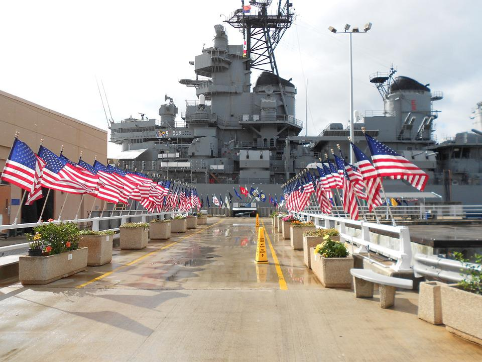 Pearl Harbour, Ship, Military