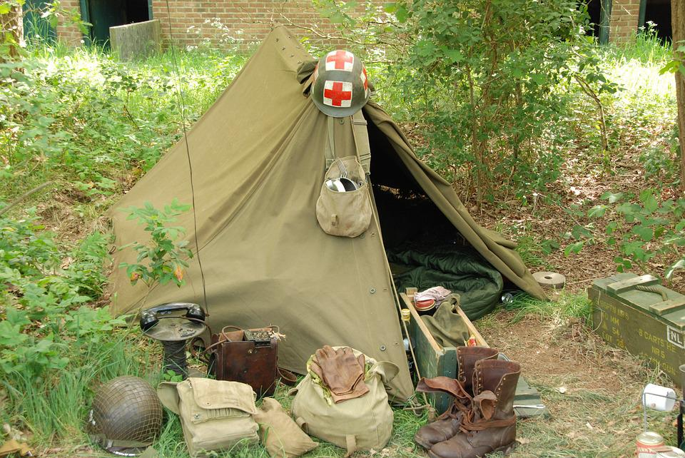 Second World War War Army Military Soldier Tent & Free photo Military Second World War Tent War Soldier Army - Max Pixel
