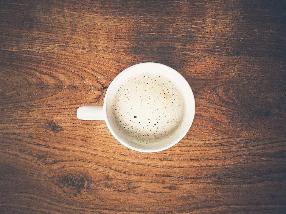 Coffee, Milk, Caffeine, Cappuccino, Breakfast, Drink