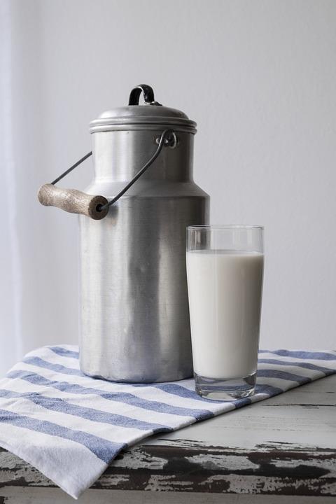 Milk, Food, Nutrition, Drink, Glass, Strengthening, Eat
