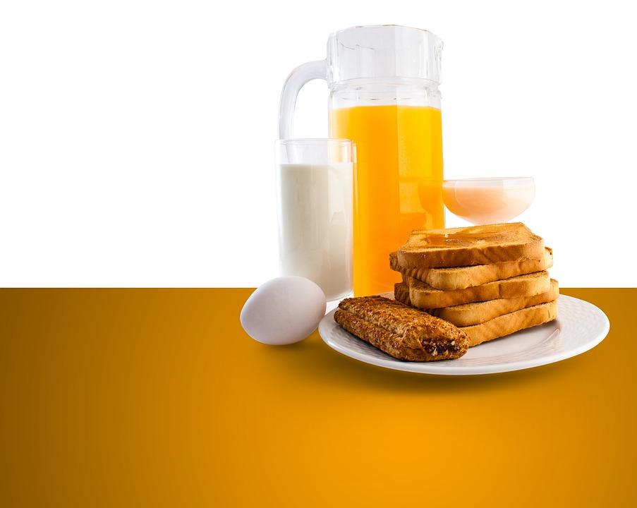 Food, Breakfast, Orange Juice, Eggs, Milk, Cuisine