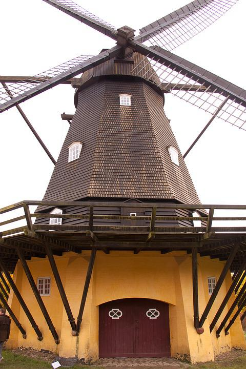 The Open-air Museum, Mill, Agriculture