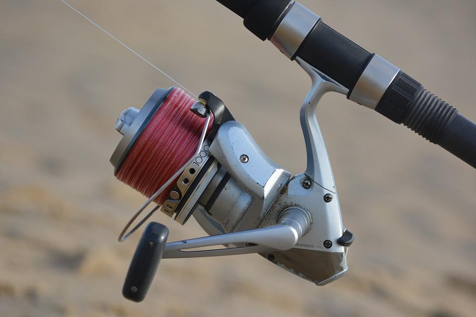 Fishing Rod, Mill, Thread
