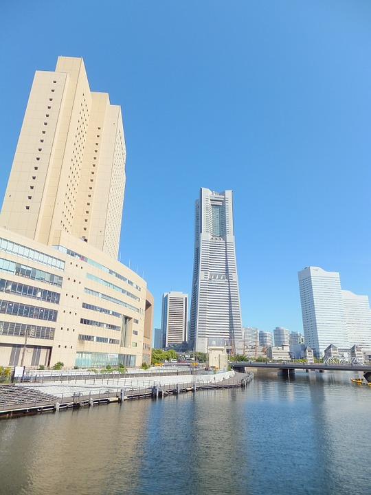 Minatomirai, Sakuragi-cho Station World Kuma