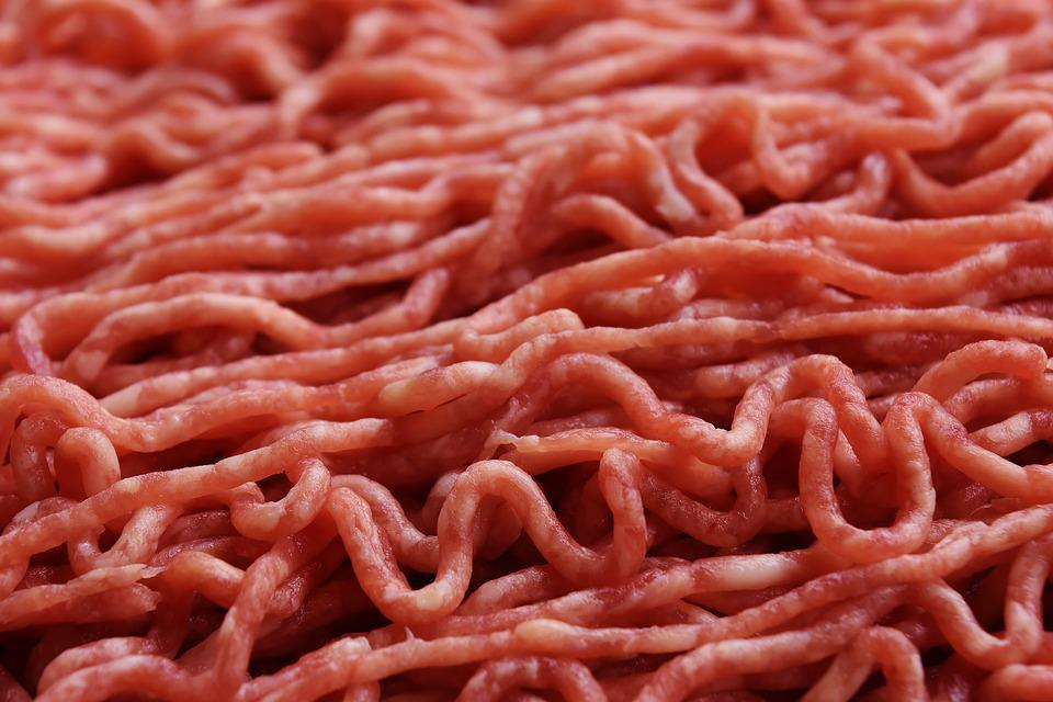 Minced Meat, Meat, Minced ' Meat, Raw, Eat, Food