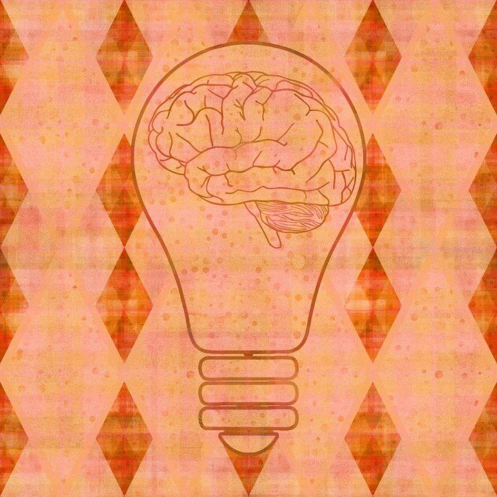 Brain, Mind, Psychology, Knowledge, Light Bulb