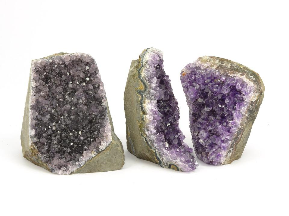 Amethyst, Precious Stone, Mineral, Semi-precious Stone
