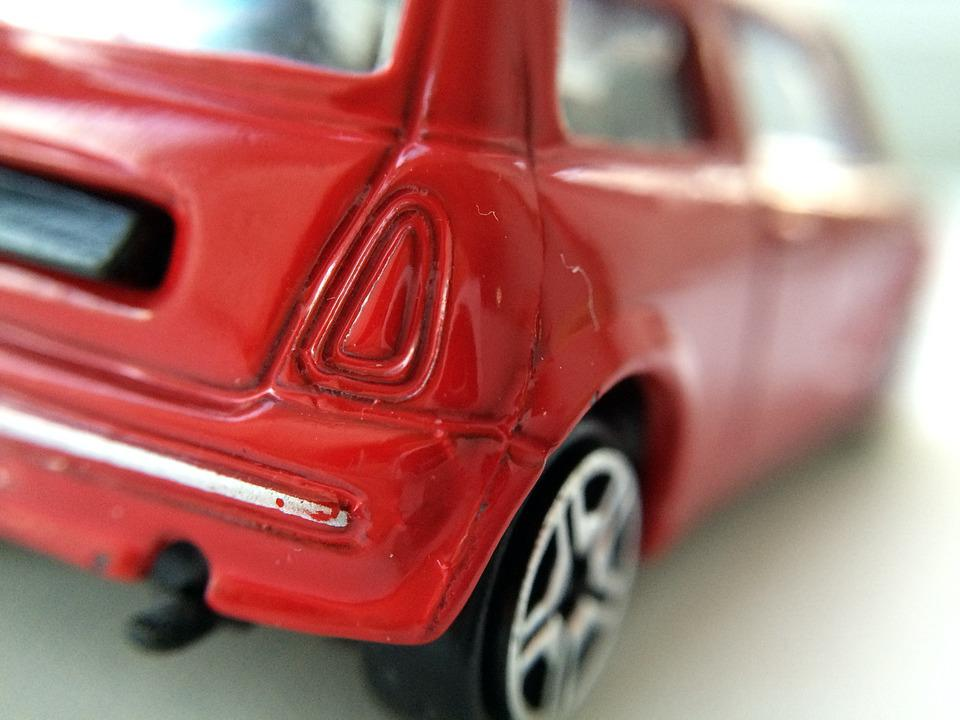 Macro, Red, Toy, Miniature, Mini, Toy Car