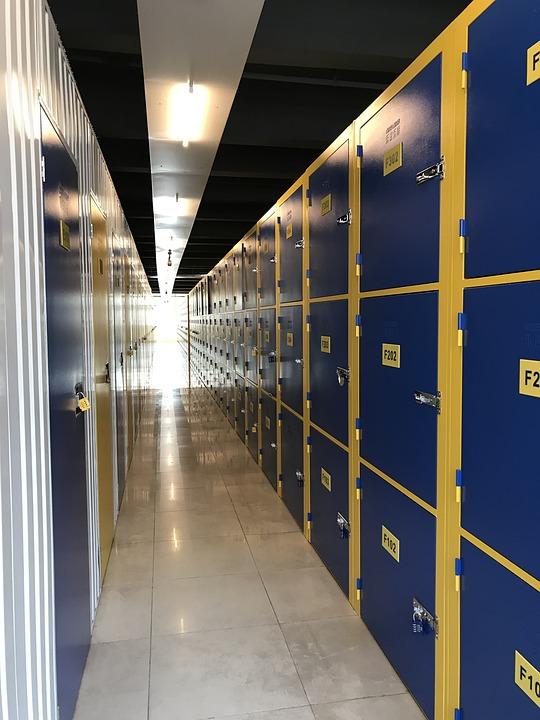 Mini Storage, Music Stored Music Library Mini Warehouse
