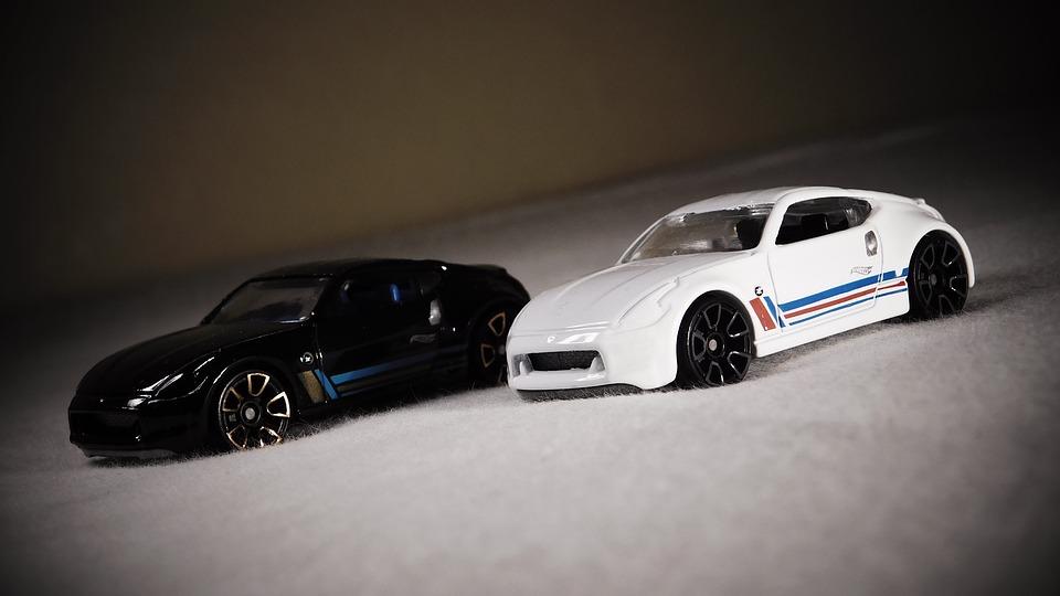 Nissan, 370z, Diecast, Miniature, Maquette, Wheels