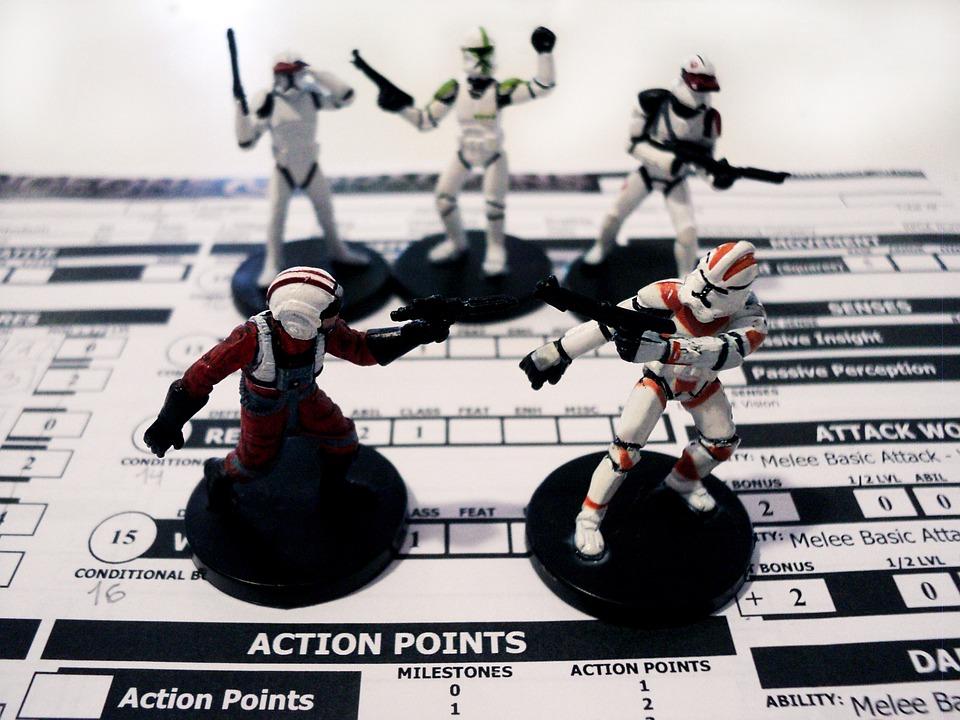 Rpg, Game, Play, Miniatures, Fun, Fantasy, Multiplayer