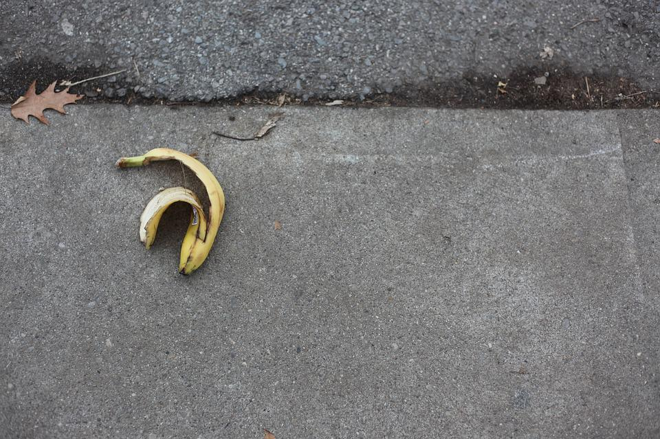 Banana, Abstract, Minimalism, Waste, Organic