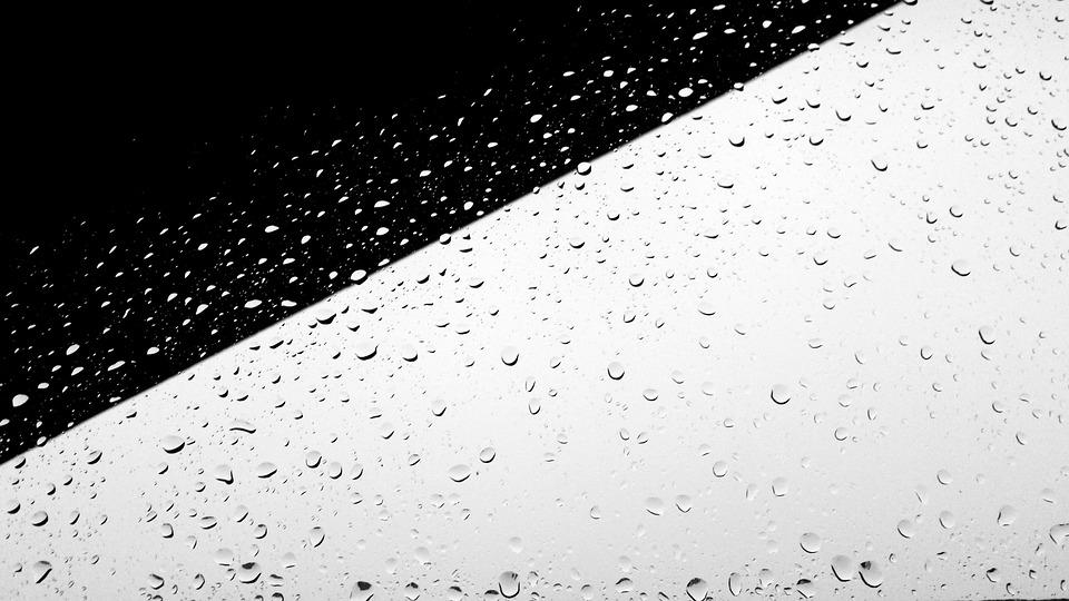 Minimalistic free photo minimalist minimal rain black white minimalistic - max