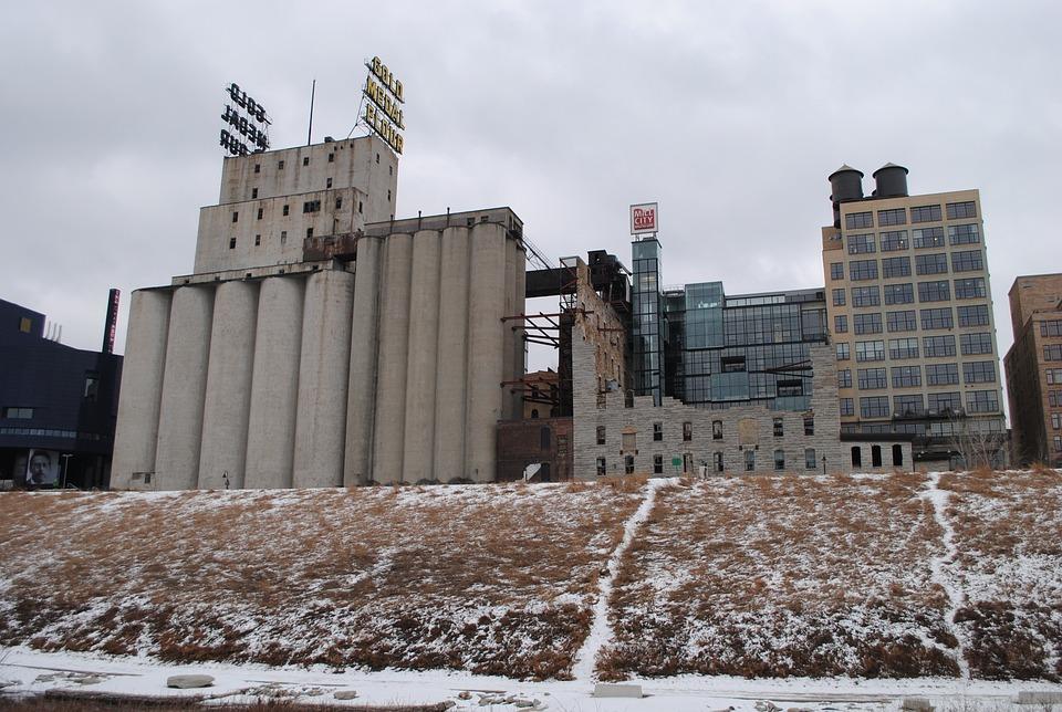 Minneapolis, Minnesota, Downtown, Building