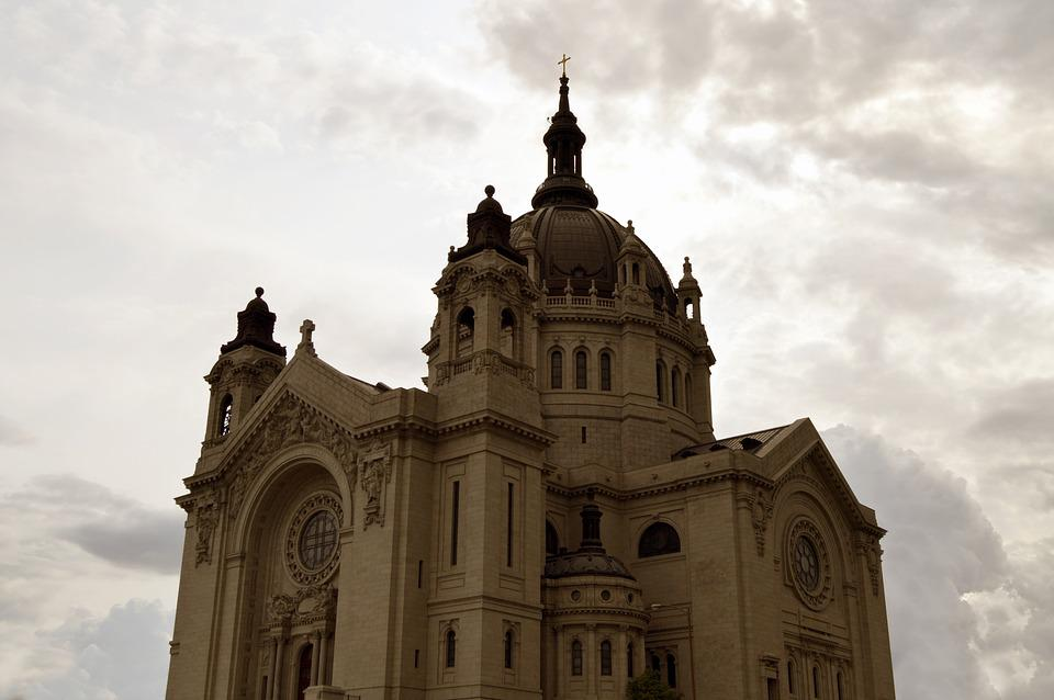 St Paul, Cathedral, Minnesota, Twin Cities, Tourism