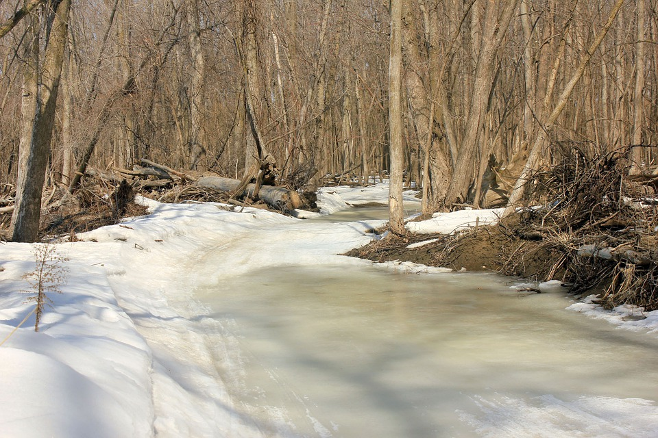 Minnesota, Usa, Minnesota Valley State Park, River