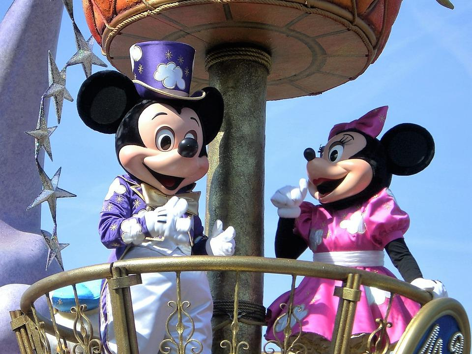 Disney, Torque, Mice, Mickey Mouse, Minnie Mouse